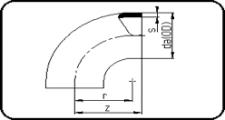 90° Bend