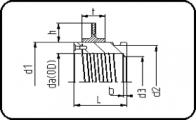 Concrete Connection Socket - SAM