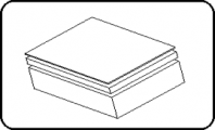 Sheet - 3000 x 1500mm - PE Natural