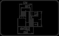 Adaptor - NPT metal male thread+hexag